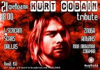KURT COBAIN tribute